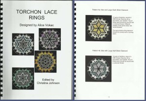 Torchon Lace Rings
